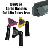 Buy Sorbo 3pk Handles Get 18in Cobra