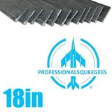 03-5182:Rubber Professionalsqueegees 18in (144)