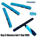 Buy 3 Moerman Sleeves Get TBar FREE 18in