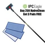 Buy 25ft HydroClean Get 3 Pads FREE