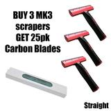 Buy 3 MK3 Straight Get 25pk Carbon Blade