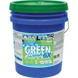 83-643:Green Wash 6X Concentrate 5 Gal
