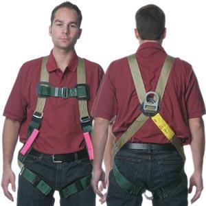 LifeSaver Full Body Harness Lg Sky Genie