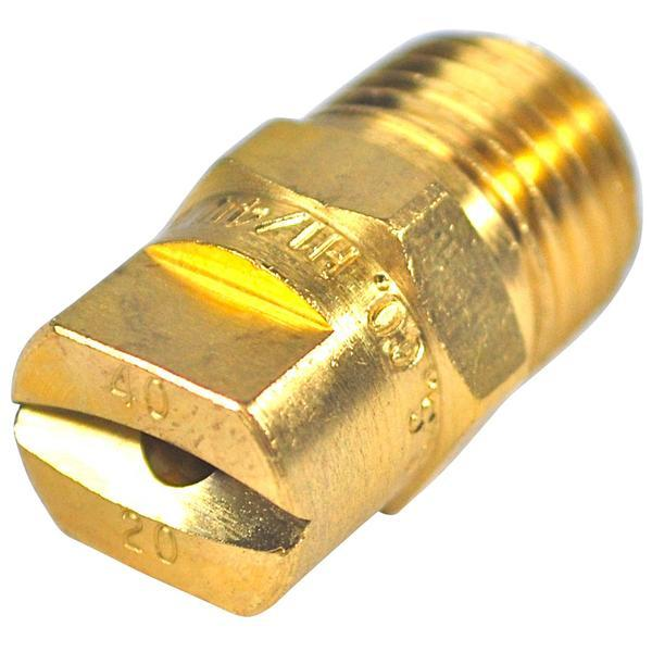 Tips Brass 1/4npt Softwash