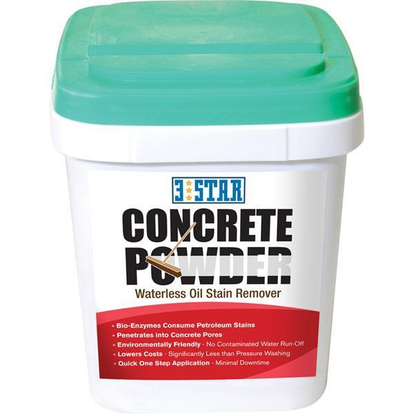 G force concrete cleaner gal 10304 for Powder concrete cleaner