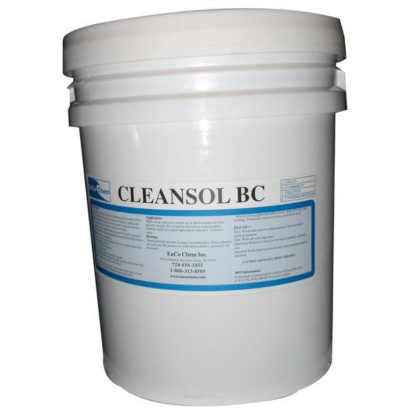 Cleansol Bc Siding Gutter Cleaner 5gal