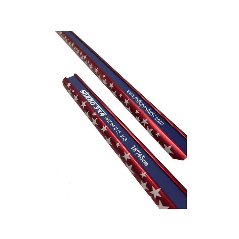 Channel QuickSilver Custom USA Pattern 18in Sorbo