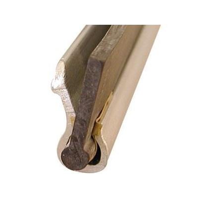 Channel Aluminum 14in Steccone