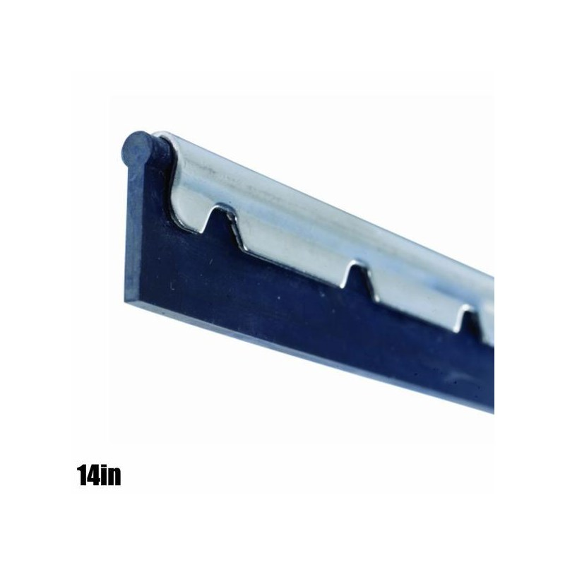 Channel 14in Stainless Steel Moerman