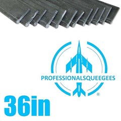 Rubber Professionalsqueegees 36in (144 Pack)