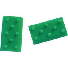 Clips Plastic Green (40) Unger