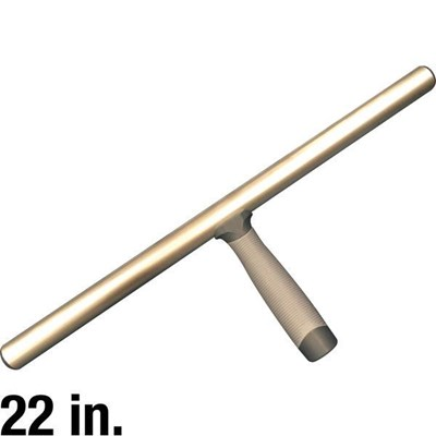 T-Bar Ergo Fixed 22in Alum Tube
