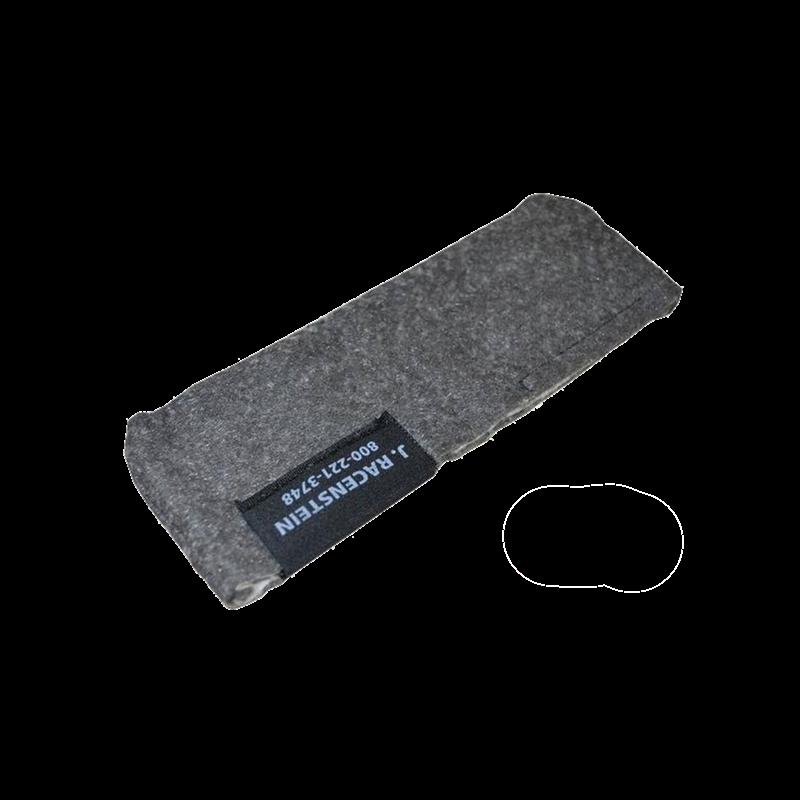Sleeve Steel Wool 0000 Carbon 06in (1)
