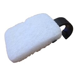 Pad Click & Scrub Pad for Moerman Tbar