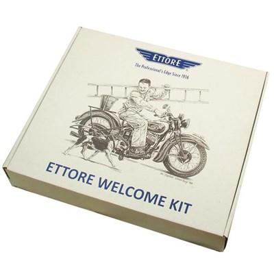 Congratulations Welcome Kit Ettore