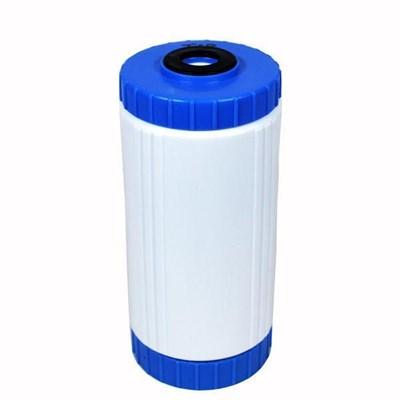 DI Filter 4in x 10in Blue/White