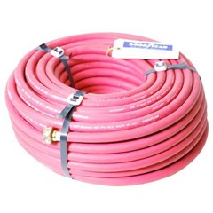 Hose 1/2in Red Rubber