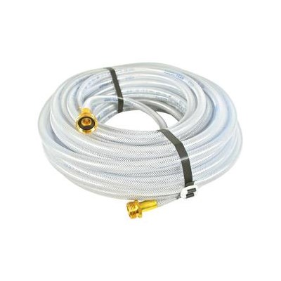 Hose 3/8in 150ft Clear Braided