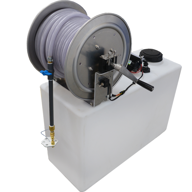 Sprayer System 50 gallon w/ 150ft hose Image 88