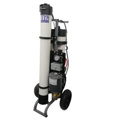 H2Pro Max Cart 110v Electric Pump