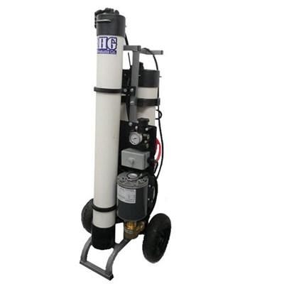 H2Pro Max Cart 110v Electric Pump