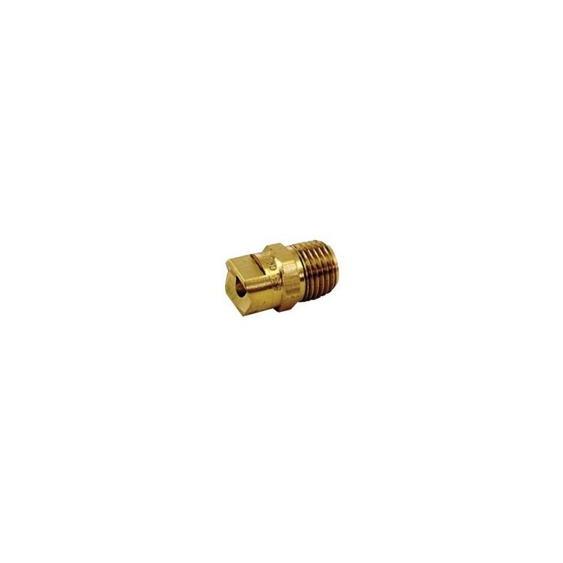 Nozzle Tip Brass Soft Wash 0 Deg 0010