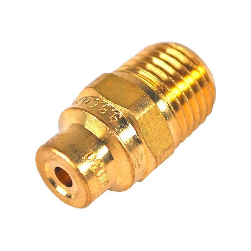 Nozzle Tip Brass Soft Wash 0 Deg 0030