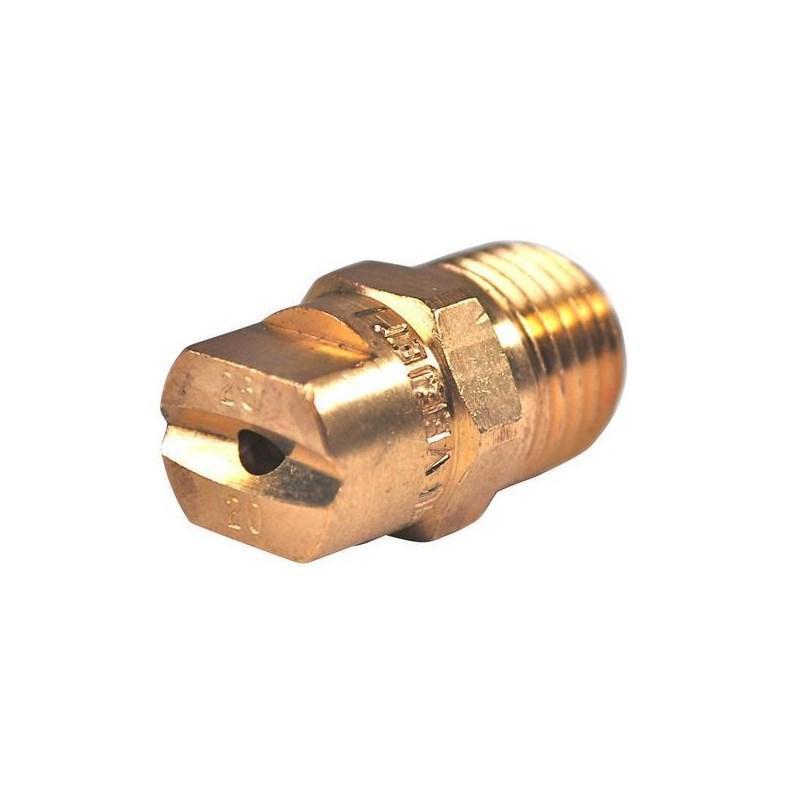 Nozzle Tip Brass Soft Wash 25 Deg 2520