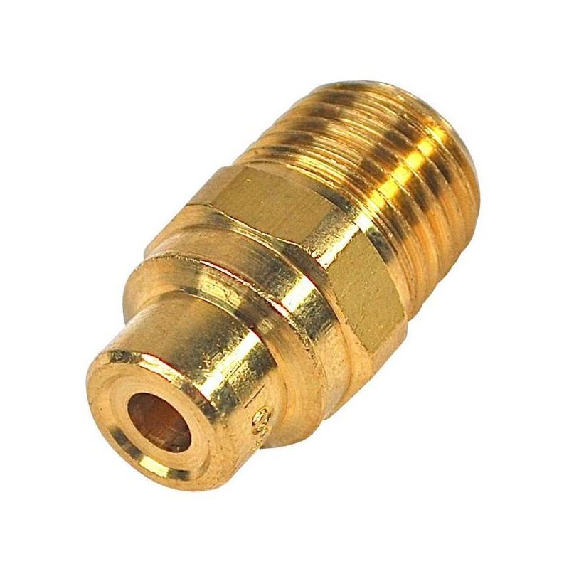 Nozzle Tip Brass Soft Wash 0 Deg 0050