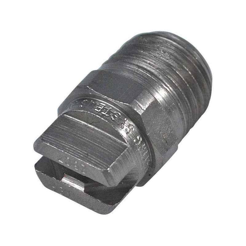 Nozzle Tip SS Chem Spray 15 Deg 1507
