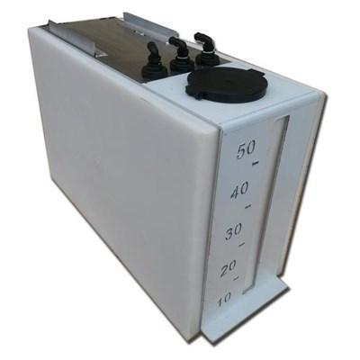 Softwash System Chem Storage Buffer Tank 50 gal