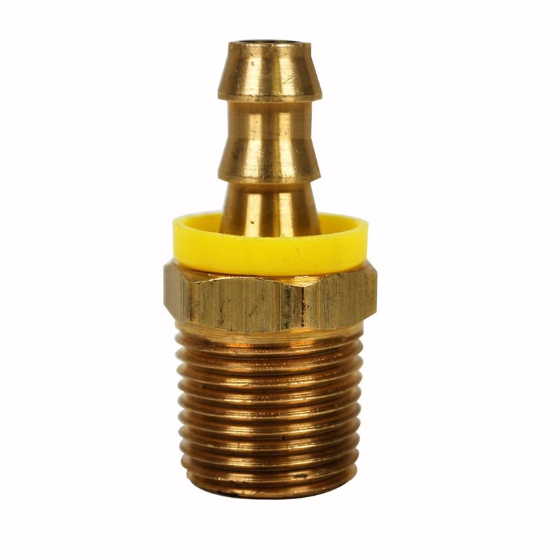Hose Barb Gripon 3/8in to 1/2in npt