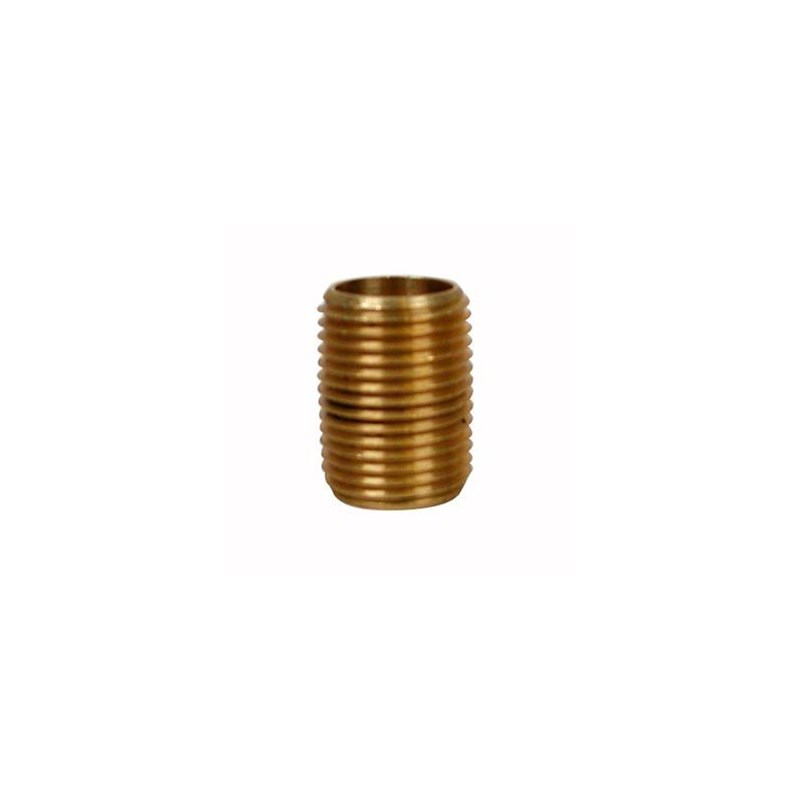 Nipple Brass 1/2in Pro