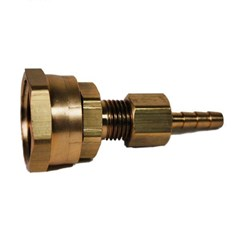 "Hose Barb 3/16"" to Garden Hose Female"