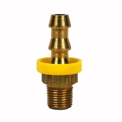 Hose Barb 1/8in to 1/8in Male Pipe