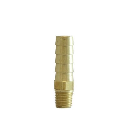 Hose Barb 3/8in to 1/8in Male Pipe