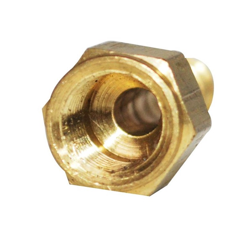 """Hose Barb 1/4"""" to 1/8"""" female pipe Image 88"""