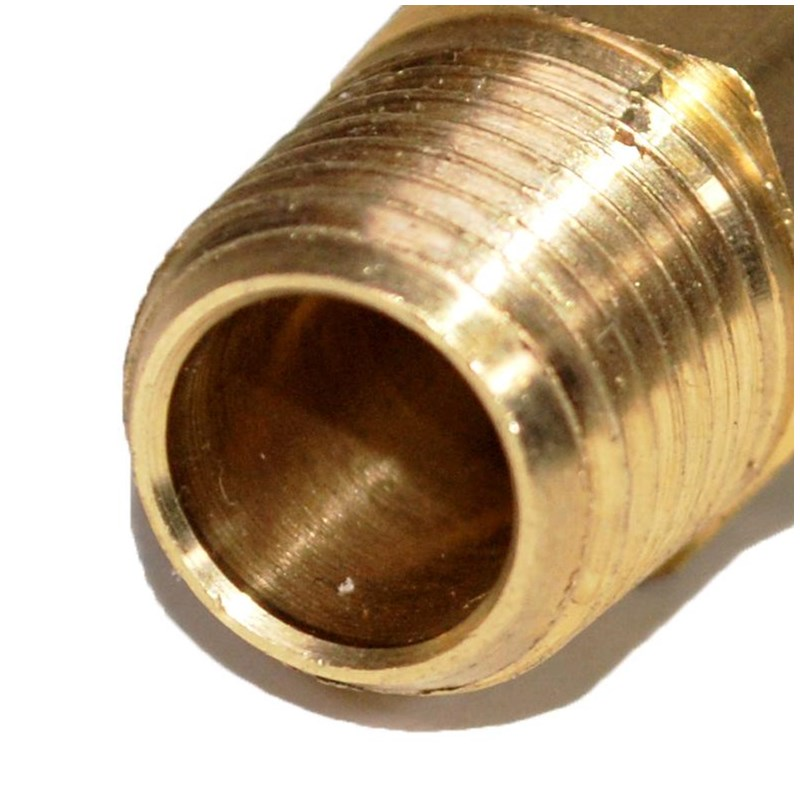 """Hose Barb 3/8"""" to 1/4"""" Male pipe Image 88"""