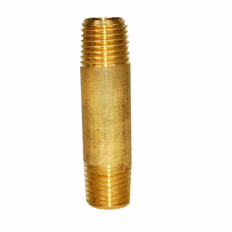 Nipple 1/4in npt 2in long