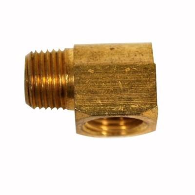 Street Elbow Brass 1/8in