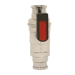 Valve Waste Water Bypass RO 1/2in