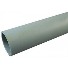 Draw Tube 3/8in PVC x 16in