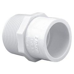 Adaptor Male 1/2in npt-3/8in Socket PVC