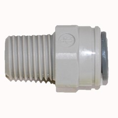 Male Connector 5/16in x 1/4in
