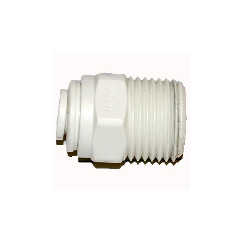 Male Connector 3/8in x 1/8in