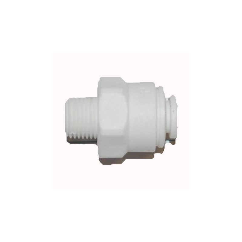 Male Connector 3/8in x 1/4in