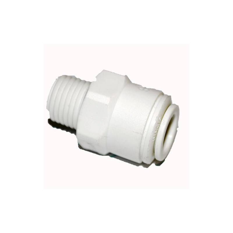 Male Connector 3/8in x 3/8in