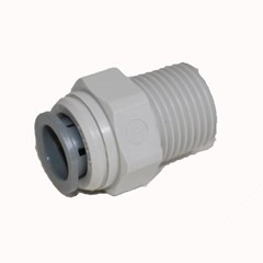 Male Connector NPTF 1/2 x 1/2