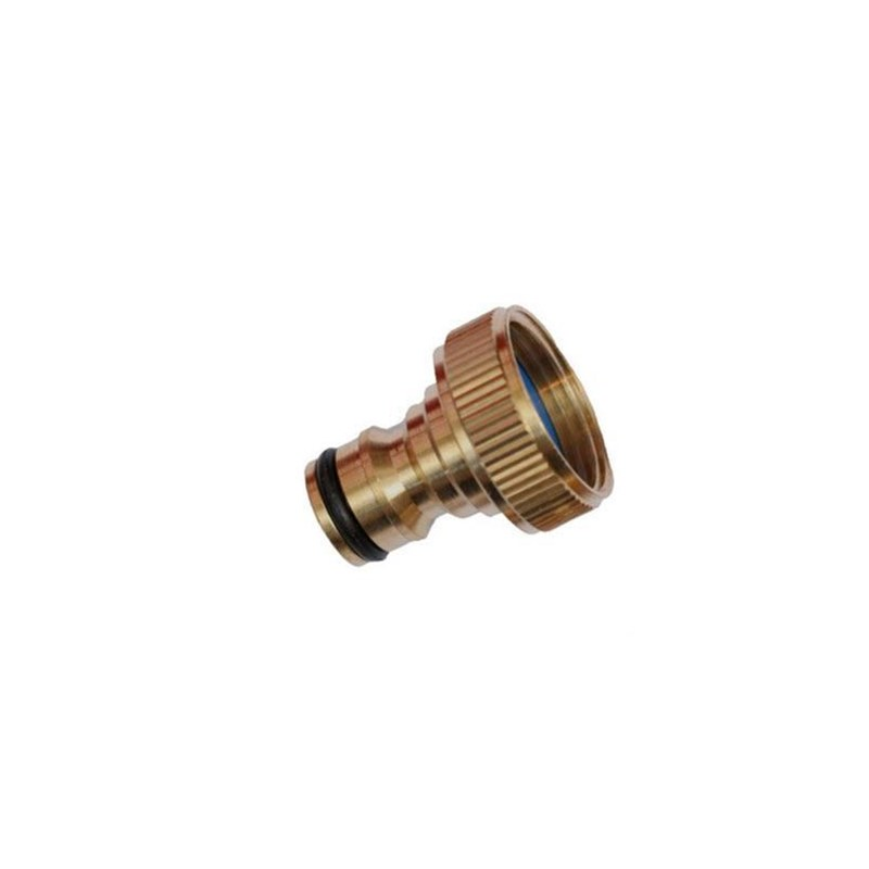 Quick Connector Male to  Garden Hose Female Brass
