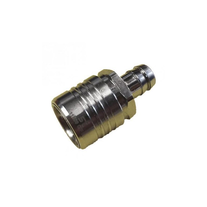 Quick Connector Coupling to 1/2in Barb